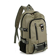 Men Bags PU School Bag for Casual Outdoor Black Brown Army Green