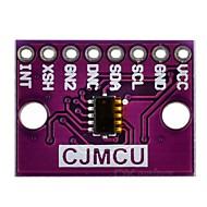 # VL53L0X Voor Arduino Board Beweging