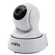 billige IP-kameraer-veskys® t4 720p 1.0mp wi-fi sikkerhet ip kamera (dag natt / bevegelsesvarsling / fjerntilgang / ir-cut / plug and play)