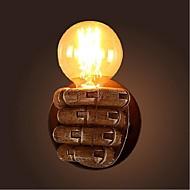 AC 220-240 40 E26/E27 Kırsal/Köysel Resim özellik for Ampul İçeriği,Ortam Işığı Duvar Aplikleri Duvar ışığı