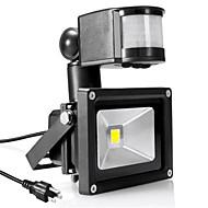 tanie Naświetlacze-Reflektory LED Sensor Przenośny/a Łatwa instalacja Wodoodporne Oświetlenie zwenętrzne Garaż Ciepła biel Zimna biel AC 85-265V