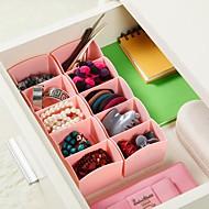 Boîte de Rangement Plastique avec # , Fonctionnalité est Ouvert , Pour Sous-vêtement
