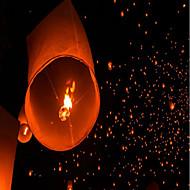 olcso -klasszikus romantikus szív alakú kongmin fény lámpa ég lámpa