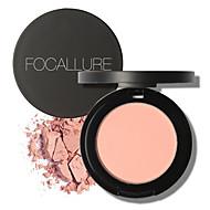 Ensfarvet Pudder Rødme Highligthers og bronzers Tør / Mat / Mineral Vandtæt / Farvet glans / Længerevarende Ansigt Kina Makeup Kosmetiske