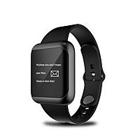 tanie Inteligentne zegarki-Inteligentne Bransoletka na iOS / Android Pulsometr / Pomiar ciśnienia krwi / Spalone kalorie / Długi czas czuwania / Odbieranie bez użycia rąk Rejestrator aktywności fizycznej / siedzący / Budzik