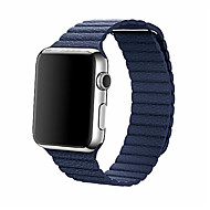 tanie -Watch Band na Apple Watch Series 3 / 2 / 1 jabłko Bransoletka skórzana Skóra naturalna Opaska na nadgarstek
