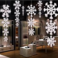 Koristeet Ulko-jouluseimet Lumihiutale Kotikäyttöön Ammattikäyttöön Indoor UlkoiluForLoma-koristeet