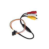 billige Overvåkningskameraer-cmos 600tvl sikkerhet innendørs cctv kamera mini kamera pinhole kamera skjult kamera