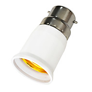 cheap Lamp Bases & Connectors-B22 to E27 LED Bulbs Socket Adapter High Quality Lighting Accessory