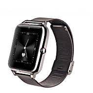 GSM Bluetooth Metal Smart Watch Waterproof Phone with Camera Pedometer Support TF SIM NFC HD IPS Z50 Smart watch for android ISO SIMカード