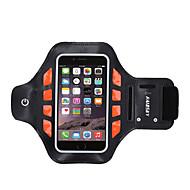 Faixa de Braço Bolsa Celular para Corridas Ciclismo/Moto Corrida Cooper Bolsas para Esporte Vestível Telefone Luminoso Sensível ao Toque