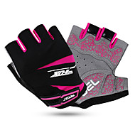 cheap Cycling Gloves-Sports Gloves Quick Dry Wearable Breathable Shockproof Fingerless Gloves Lycra Mesh Cycling / Bike Unisex