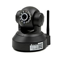 billige IP-kameraer-Besteye 1.0 MP Innendørs with IR-kutt Dag Natt Primær 64(Dag Nat Bevegelsessensor Dobbeltstrømspumpe Fjernadgang Plug and play Wi-Fi