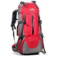 50 L Batohy Cyklistika Backpack batoh Outdoor a turistika Lezení Volnočasové sporty Cyklistika / Kolo Voděodolný Prodyšné Odolné vůči