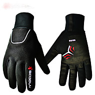 BOODUN/SIDEBIKE® Sports Gloves Sports Gloves Winter Gloves Bike Gloves / Cycling Gloves Keep Warm Breathable Wearproof Shockproof
