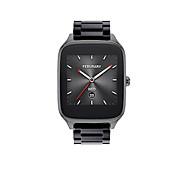 billiga Smart klocka Tillbehör-Klockarmband för Asus ZenWatch 2 Asus Sportband Rostfritt stål Handledsrem