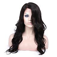Remy kosa Full Lace Lace Front Perika Brazilska kosa Tijelo Wave Sa šiškama 130% 150% 180% Gustoća 100% rađeno rukom Afro-američka perika