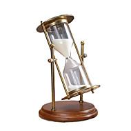 Timeglass Leketøy Sylinder-formet Kontor / Bedrift Møbler artikler Gutt Jente Deler
