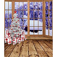 Boże Narodzenie Zdjęcie studio fotografii teł 5x7ft