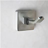 """Крючок для халата Современный Нержавеющая сталь 5cm(1.97"""") Крючок для халата Крепится к стене"""