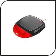 billige Sykkellykter og reflekser-Sykkellykter Baklys til sykkel sikkerhet lys LED - Sykling Oppladbar Annen 80 Lumens Soldrevet Sykling Motorsykkel-XIE SHENG®