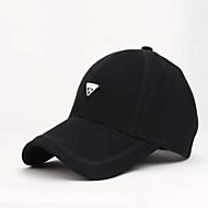 billige -Hat Kasket Herre Unisex Ultraviolet Resistent for Baseball Bogstav & Nummer Spandex Sommer Efterår
