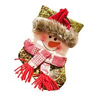 ホリデー・デコレーション クリスマスデコレーション ギフトバッグ おもちゃ ソックス サンタスーツ Elk 雪だるま 小品 クリスマス ギフト
