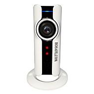 billige IP-kameraer-hosafe® 720p wi-fi 180 graders fisheye panaromic vr ip kamera støtte 32gb micro sd kortopptak nattesyn bevegelsesdeteksjon toveis snakk