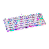 cheap Back to School Sale-motospeed K87s Mechanical Keyboard Multi-Color Backlit USB Wired 87 Keys NKRO Gaming Outemu Switches