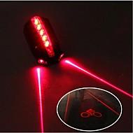 Iluminat Bicicletă Spate LED Ciclism AAA USB Lumeni Baterie Ciclism