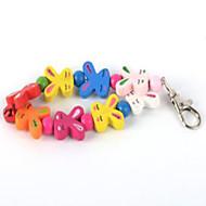 Rozătoare Iepuri Jucărie Mesteca Lemn Multicolor