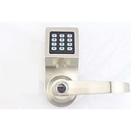 billige Intelligente låser-Sinklegering / Metall Password Lock Smart hjemme sikkerhet System RFID / Ikke-visuelle ringeklokke Hjem / Leilighet / Skole Sikkerhetsdør / Wooden Door / Komposittdør (Lås opp modus Passord