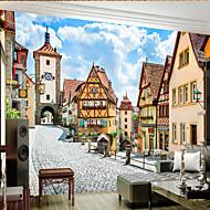 ארט דקו 3D טפט עבור בית עכשווי וול כיסוי , קנבאס חוֹמֶר דבק נדרש צִיוּר קִיר , Wallcovering חדר