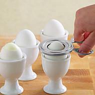 Scissor For Egg Rozsdamentes acél Jó minőség Kreatív Konyha Gadget