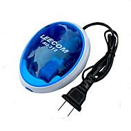 billiga Tillbehör till fiskar och akvarium-Akvarium Luftpump Energisparande Plast 220-240 V V Plast