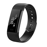 Smart Narukvica Ekran na dodir Heart Rate Monitor Vodootpornost Kalorija Brojači koraka Vježba se Prijava Zdravstvo Udaljenost praćenje
