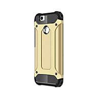 billiga Mobil cases & Skärmskydd-fodral Till huawei P9 / Huawei P9 Lite / Huawei Honor V8 Stötsäker Skal Enfärgad Hårt PC för Huawei P9 Plus / Huawei P9 Lite / Huawei P9