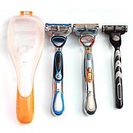 お買い得  トラベル-トラベルマグ 携帯用 小物収納用バッグ のために 男性用 携帯用 小物収納用バッグオレンジ ブルー