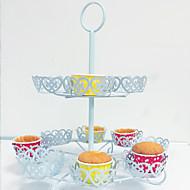 Stativer For Kake For Brød For Cupcales For Godteri AnnenHøy kvalitet Non-Stick Jul Halloween Bryllup Bursdag Ferie Nyttår Valentinsdag
