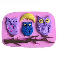 billige Bakeredskap-Bakeware verktøy Silikon Bryllup / Bursdag / Valentinsdag Brød / Kake / Til Småkake Bakeform 1pc