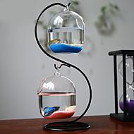 ミニ水槽 飾り ガラス