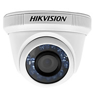 cheap CCTV Cameras-HIKVISION® DS-2CE56D0T-IR HD1080P IR Turret Camera(IP66 Waterproof Analog HD output Smart IR)
