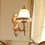 billige Vegglamper-Rustikk / Hytte Land Moderne / Nutidig Vegglamper Til Metall Vegglampe 220V 110V 1*60W