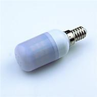 billige Bi-pin lamper med LED-3W 400 lm E14 G9 GU10 E27 E12 LED-lamper med G-sokkel T 60 leds SMD 2835 Dekorativ Varm hvit Kjølig hvit AC 220V AC 85-265V