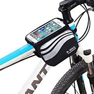 Vesker til sykkelramme Mobilveske 4.2 tommers Anvendelig iPhone Holder Berøringsskjerm Sykling til Samsung Galaxy S4 Samsung Galaxy S16
