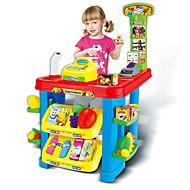 YIJIATOYS Szerepjátékok Fejlesztő játék Társasjátékok nagyobbaknak Építkezési eszközök Bevásárlás Háztartás orvosi kitek Pénz & Banking