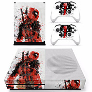 B-SKIN XBOX ONE  S PS / 2 Autocollant Pour Xbox One S ,  Nouveautés Autocollant PVC 1 pcs unité