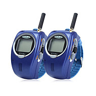 billige Walkie-talkies-028 2stk 22 kanal uhf armbåndsur stil walkie talkie