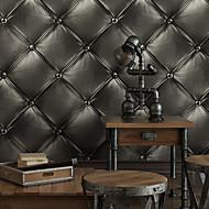 Art Deco 3D Papel de Parede Para Casa Contemporâneo Revestimento de paredes , Outro Material adesivo necessário papel de parede ,