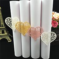 Lepenkový papír Svatební Ubrousky Piece / Set Kroužky na ubrousky